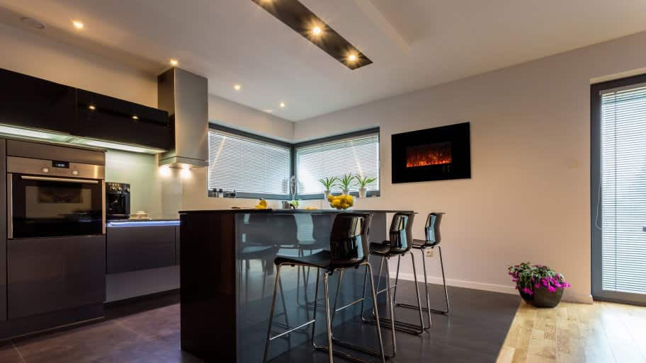 Is an Electric Fireplace Worth the Money? | Angie's List Kitchen Ideas Walk In Fireplace on fireplace area ideas, wood burning fireplace ideas, country kitchen ideas, kitchen island ideas, dining room ideas, fireplace fireplace ideas, fireplace in your kitchen, gas log fireplace ideas, fireplace in bedrooms, fireplace in garden, fireplace in dining room, kitchen pantry organization ideas, fireplace in kitchen cabinets, fireplace in home, small kitchen fireplace ideas, fireplace family room ideas, brick exterior ideas, fireplace in kitchen island, fireplace in kitchen remodel, living room ideas,