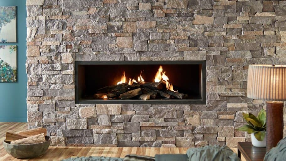 Fireplace mounting options define rooms angie 39 s list for Electric wall fireplace bedroom