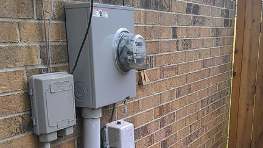 Electric meter utility scams