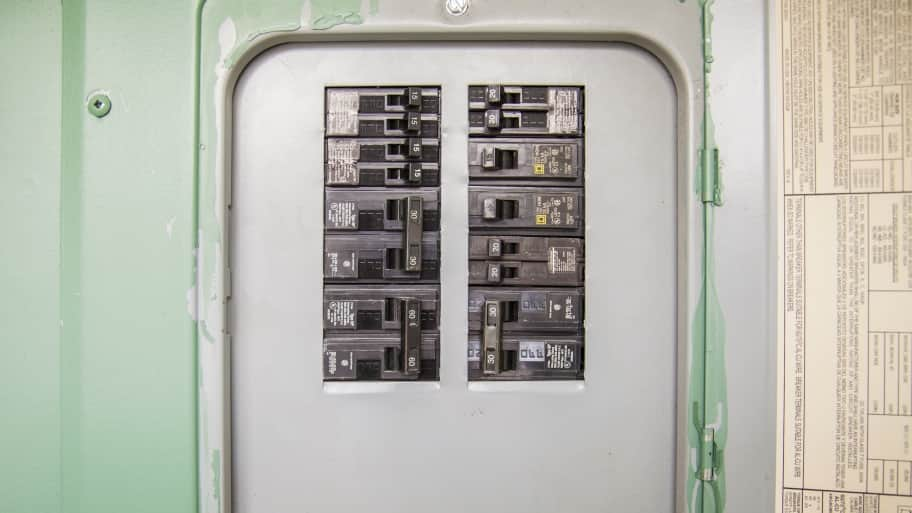 electrical panel fire hazards?itok=6v1yXfDw what are the signs of home electrical problems? angie's list,Switch Fuse Box Circuit Breakers