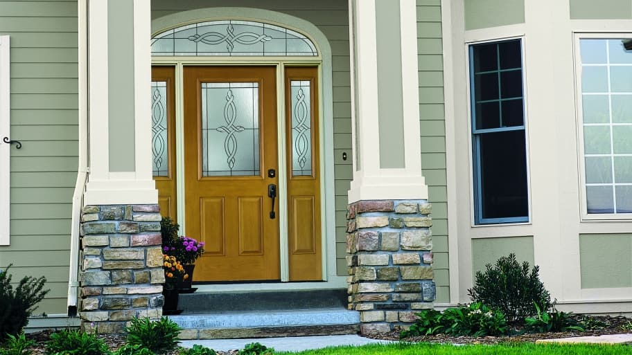 Improve your front door to boost curb appeal angies list pella front door with sidelights planetlyrics Choice Image
