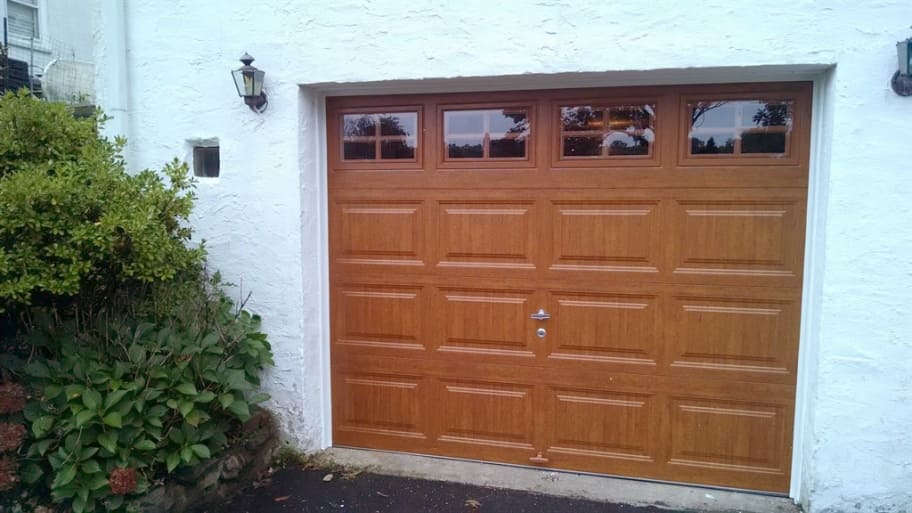 Is carbon monoxide coming from your garage angie 39 s list Garage door faux wood