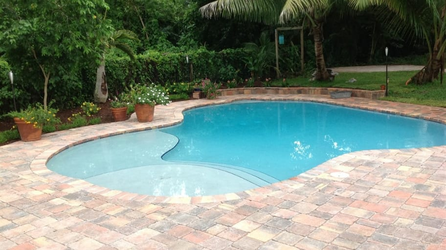 On Average, It Costs Between $1,500 And $2,500 To Convert A Pool To A  Saltwater System. (Photo Courtesy Of Angieu0027s List Member James S.)