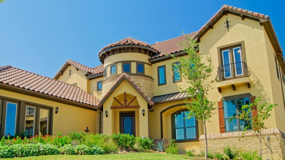 What type of home do i have angie 39 s list for Mediterranean roof styles