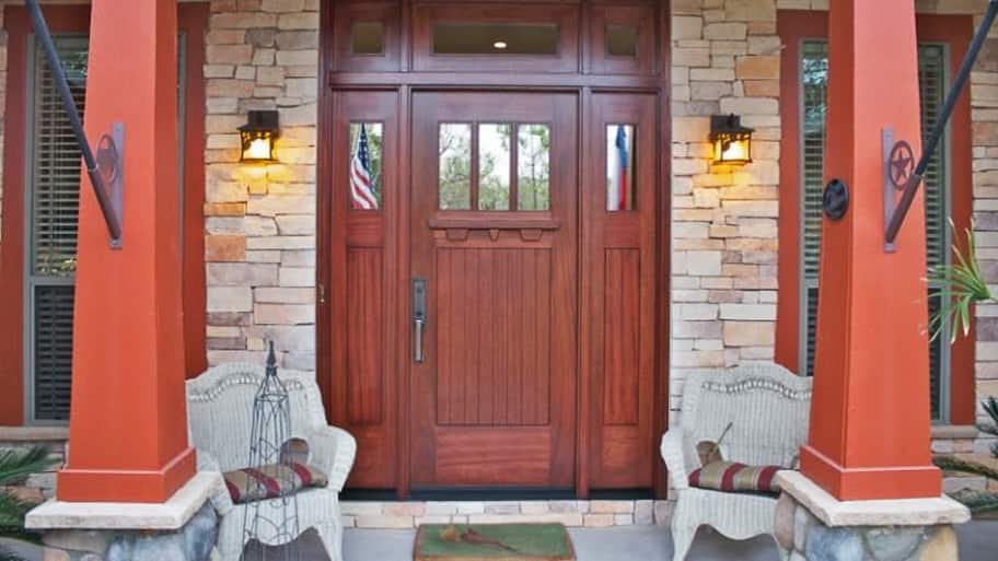 Pros And Cons Of Front Door Options