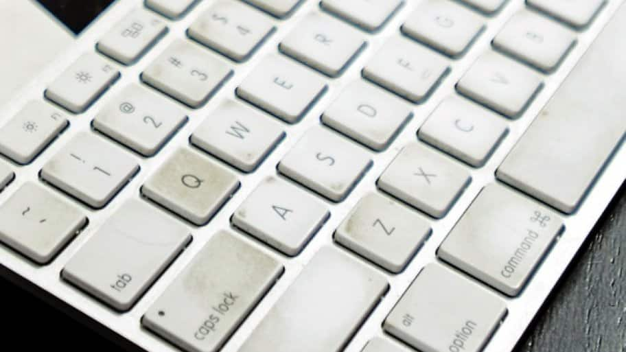 How To Clean A Computer Keyboard
