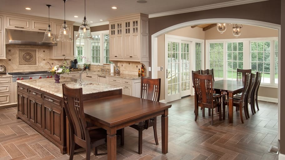 How Has Remodeling And Design Changed In 20 Years? Remodeled Kitchen