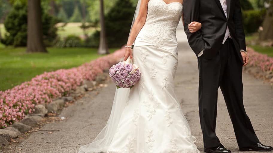 Cost of Wedding Dress