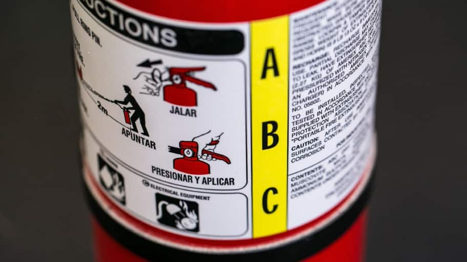 Understanding Fire Extinguisher Ratings Angie S List