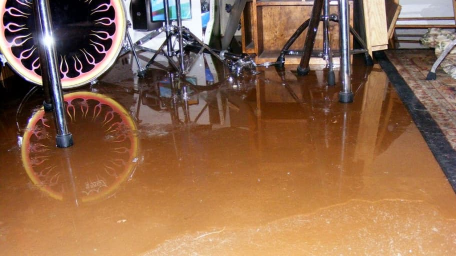 The Causes And Costs Of A Flooded Basement