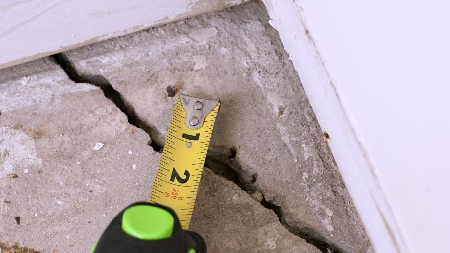 Foundation Crack Repair Kits Amp Diy Foundation Repair