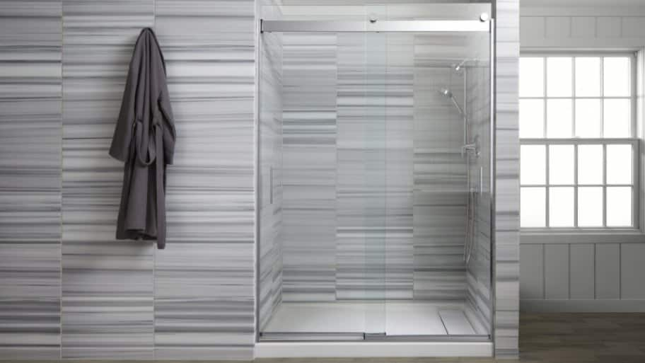 Kohler Frameless Shower Door