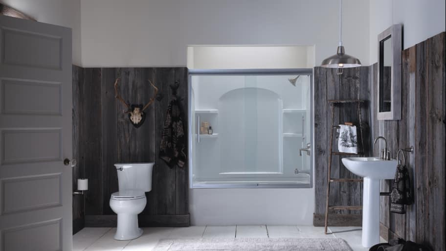 Pros and Cons of Frameless Shower Doors | Angie\'s List
