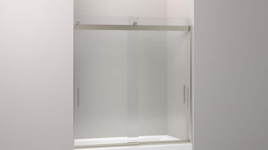 Pros and cons of frameless shower doors angie 39 s list for Solid glass shower doors