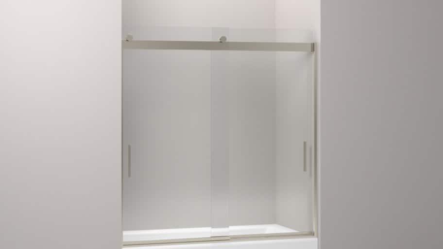 Kohler Frameless Shower Door