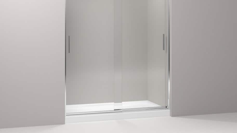 frameless bypass sliding shower doors & Pros and Cons of Frameless Shower Doors | Angie\u0027s List