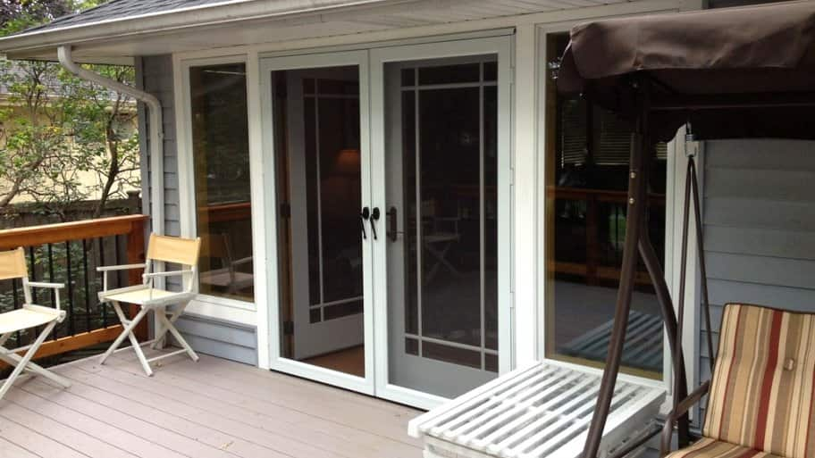 Astounding Common Problems With French Doors Angies List Largest Home Design Picture Inspirations Pitcheantrous