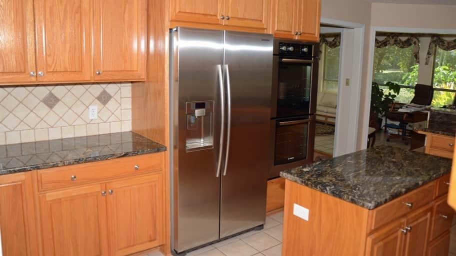 common fridge problems