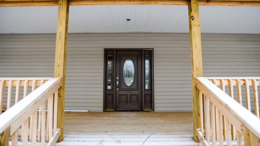 Log Home Exterior Doors log home exterior doors Upgrade Your Exterior Door Hardware To Improve The Look Of Your Home For Minimal Cost