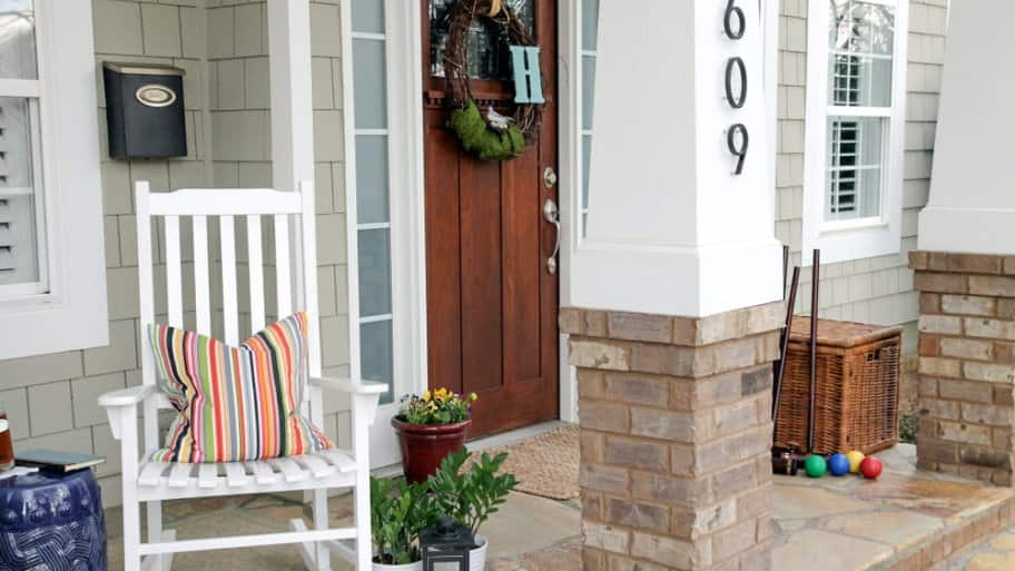 Front Porch Decorating Ideas for Spring | Angie\'s List