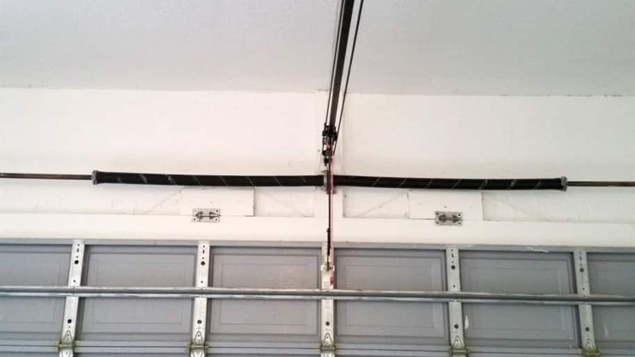Garage Door Broken Spring Cost