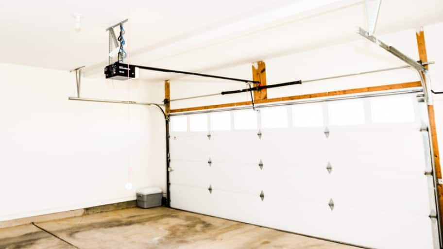 Garage Door Parts And Components What You Need To Know Angies List - Garage floor tracks