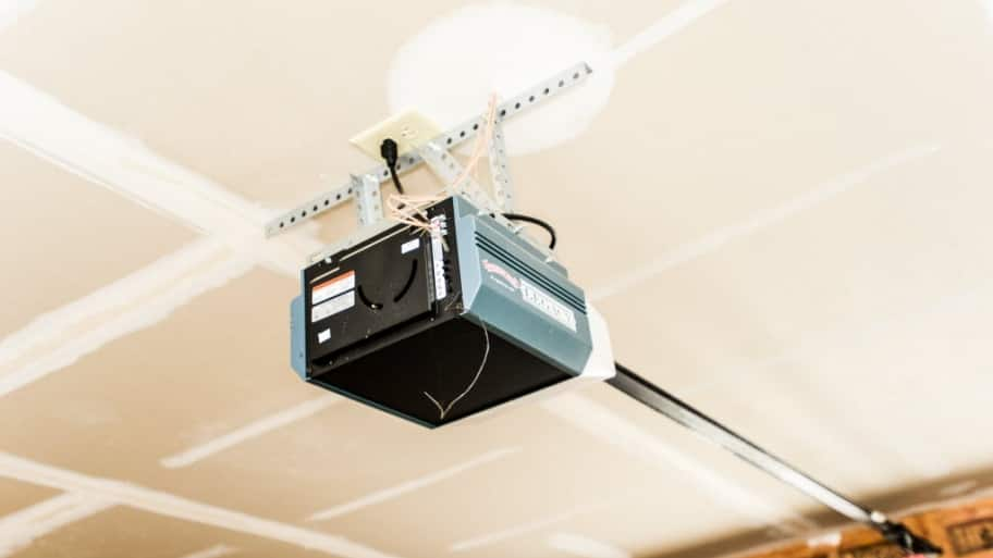 How much does a garage door opener cost angie 39 s list for How much does it cost to replace garage door motor