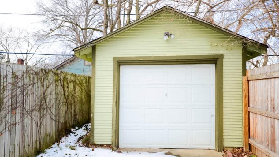 5 Tips To Prevent A Frozen Garage Door Angies List