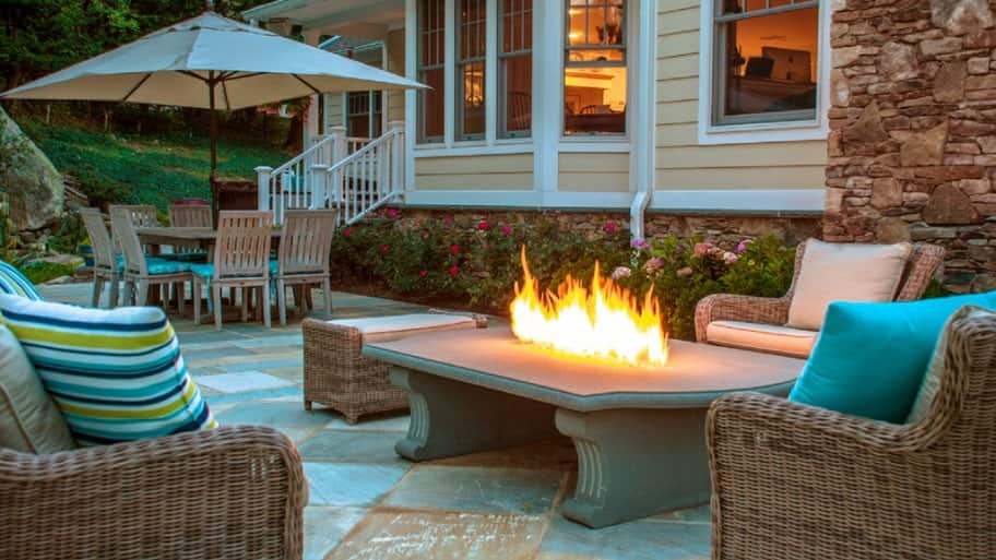Perfect Gas Fire Pit