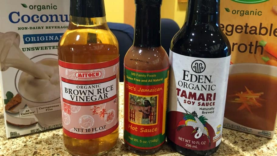 gluten-free condiments and spices