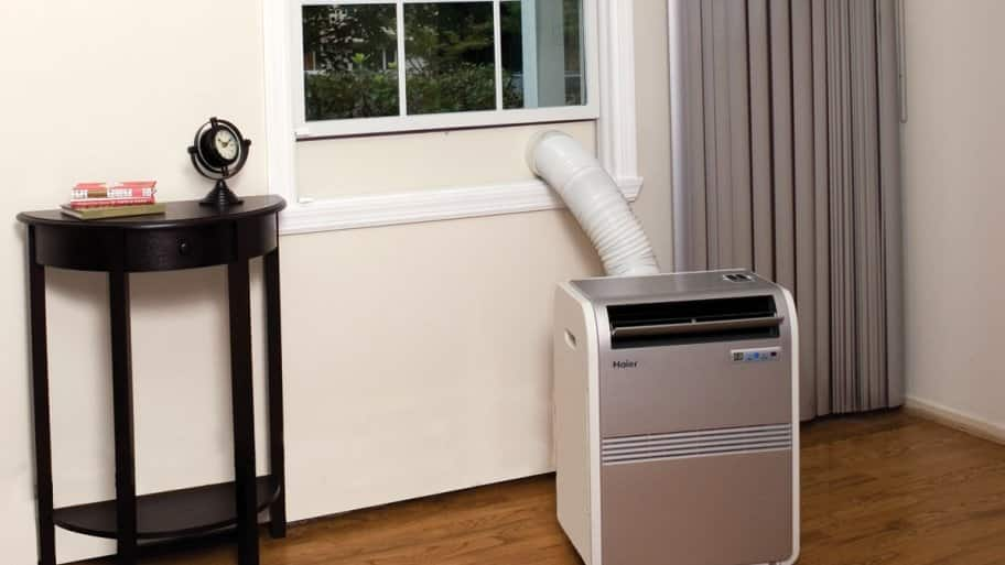 how to clean haier portable air conditioner coils