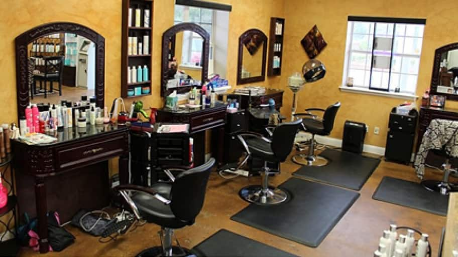 Hair salons research stylists and barbers near me for Spa services near me