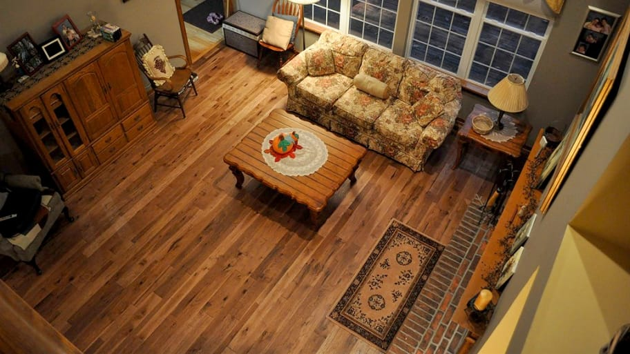 handscraped hardwood flooring - What Is Handscraped Hardwood Flooring? Angie's List