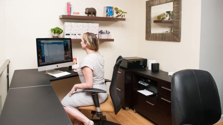 Stupendous Home Office Design Ideas Angies List Largest Home Design Picture Inspirations Pitcheantrous