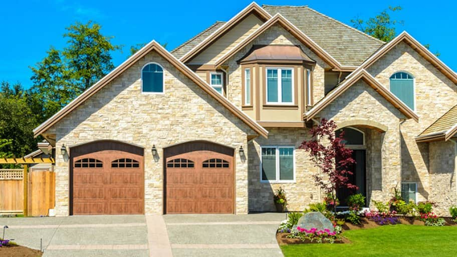 How secure is your garage from a thief angie 39 s list for How big is a two car garage door