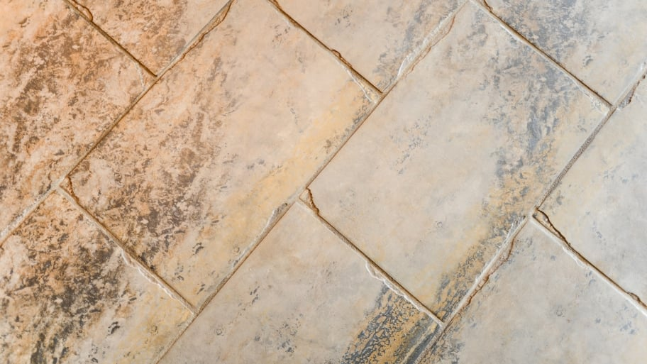 how to clean tile and grout | angie's list