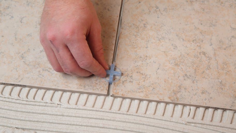 floor tile, how to install