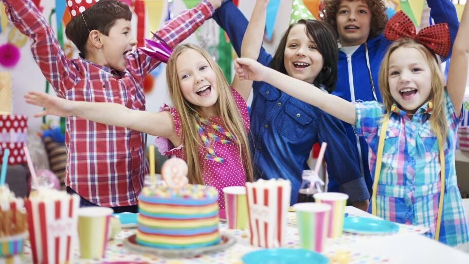 hire entertainment for children's birthday