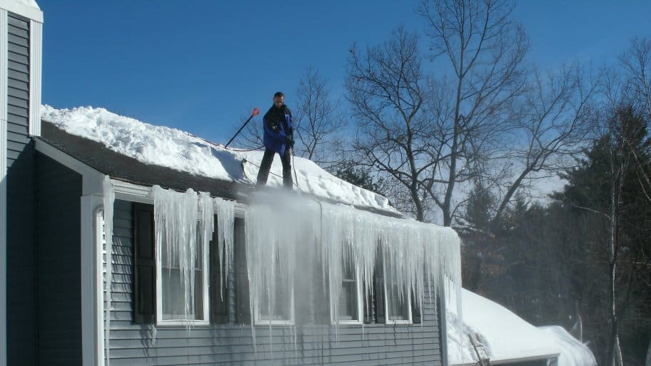 ice dam prevention contractor