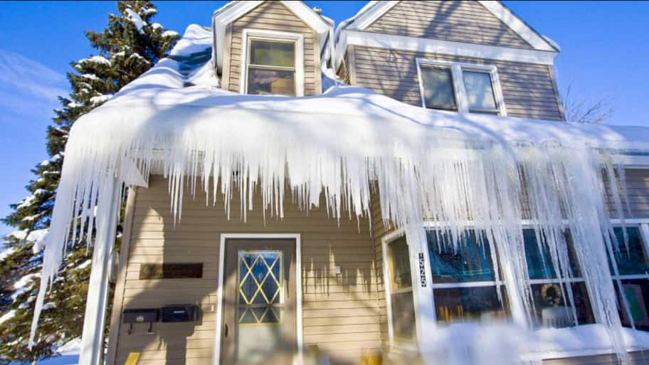 Do Icicles Mean You Have Roof Problems? - Richmond Roofing Inc