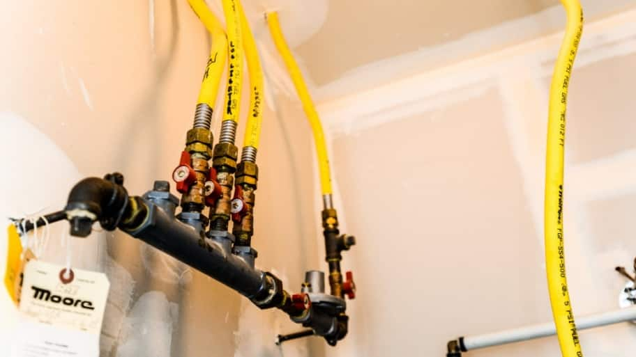 Flexible Gas Lines A Possible Fire Hazard