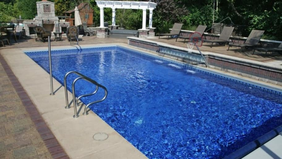 Taking Proper Precautions As Winter Approaches Ensures Your Pool Will  Remain In Sparkling Good Condition Next Spring. (Photo Courtesy Of Angieu0027s  List Member ...