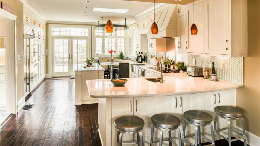 indianapolis kitchen remodel boosts open space angie 39 s list. Black Bedroom Furniture Sets. Home Design Ideas
