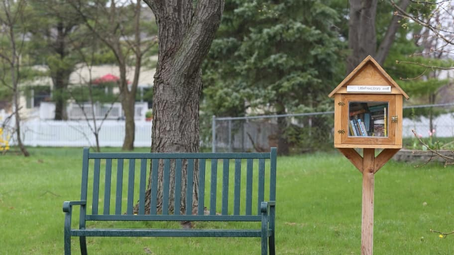 Indianapolis Little Free Library