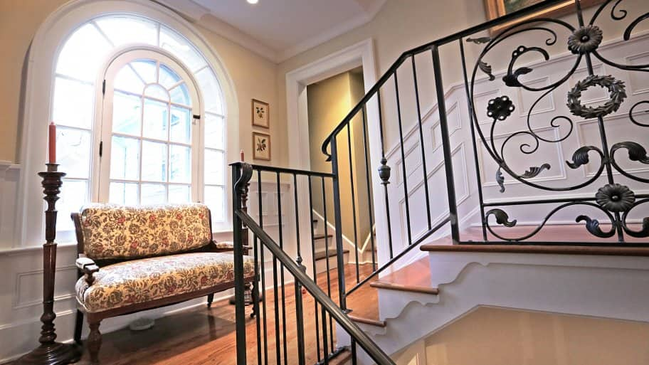 How To Paint Wrought Iron Railings