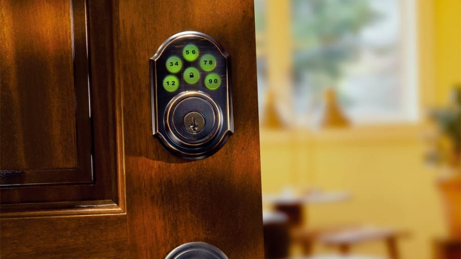 What are the Pros and Cons of Keyless Locks? & What are the Pros and Cons of Keyless Locks? | Angieu0027s List