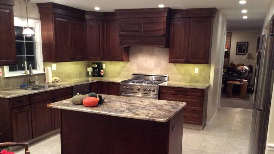 Kitchen Remodel Increases Cabinet Storage