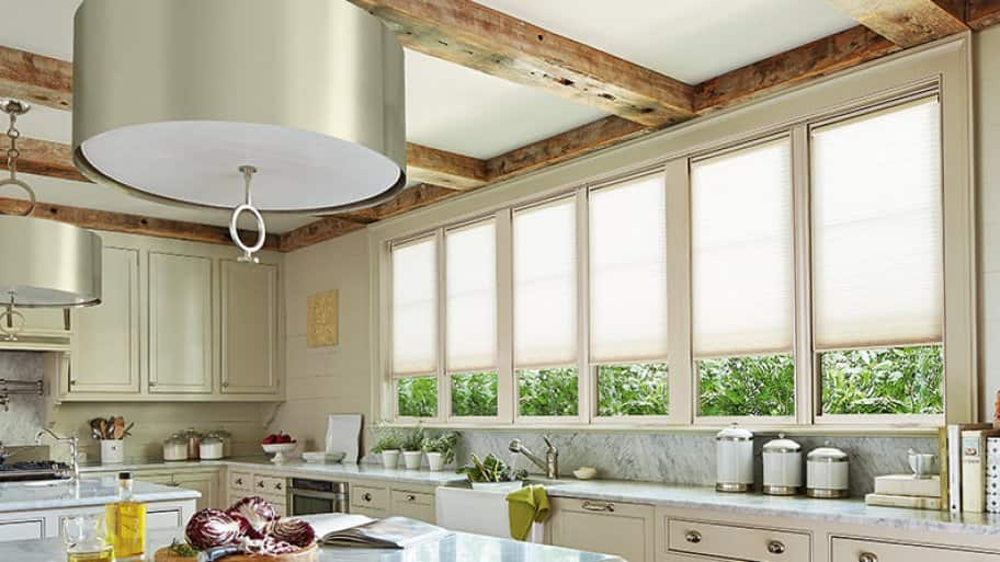 beautiful Best Window Treatments For Kitchen #4: kitchen curtains