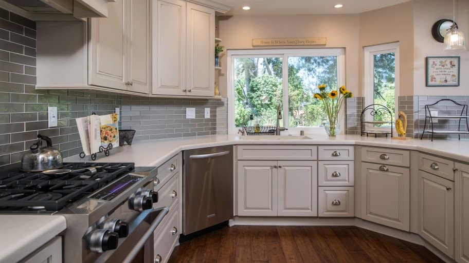 How To Fix Noisy Kitchen Cabinets. Kitchen Cabinets. Add Soft Close Hinges  And Drawer ...