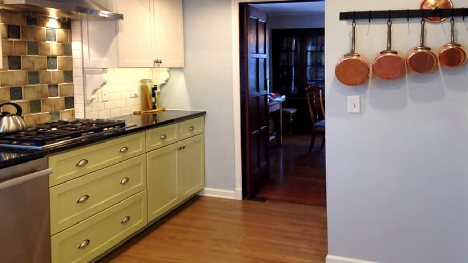 kitchen remodel by quality home improvement contractor